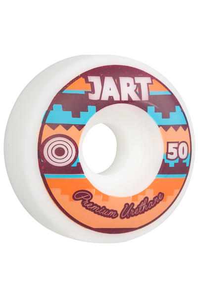 Jart Skateboards Tipi 50mm Rollen (multi) 4er Pack