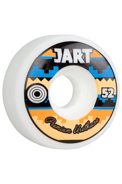 Jart Skateboards Tipi 52mm Wheel (multi) 4 Pack