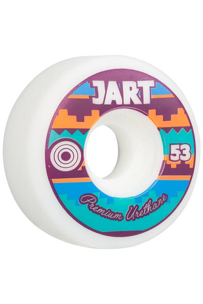 Jart Skateboards Tipi 53mm Rollen (multi) 4er Pack