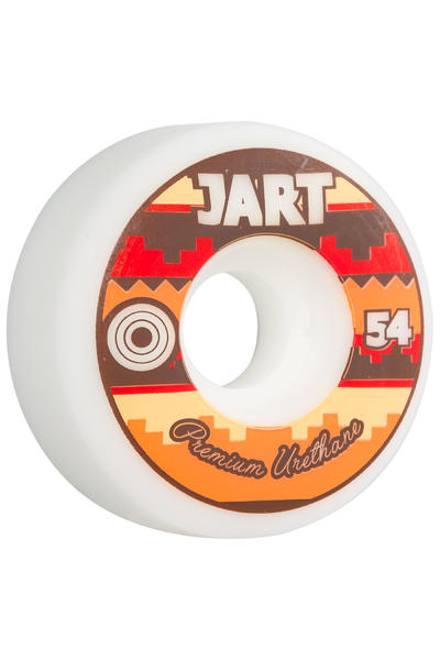 Jart Skateboards Tipi 54mm Rollen (multi) 4er Pack