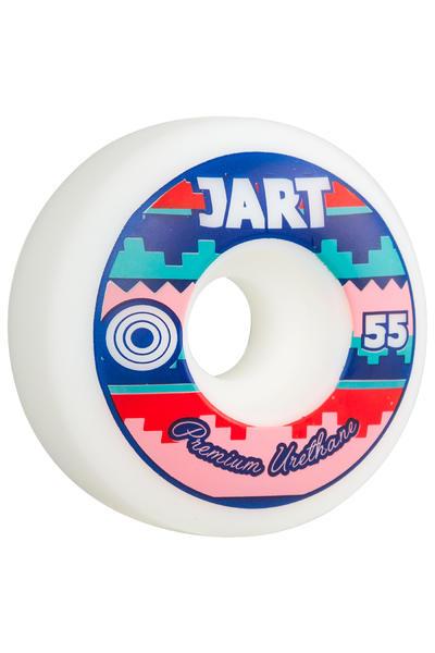 Jart Skateboards Tipi 55mm Wheel (multi) 4 Pack