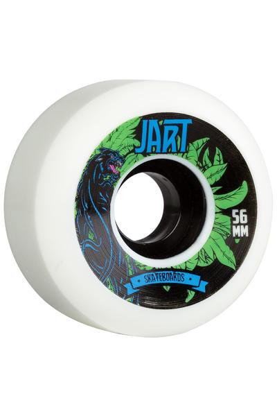 Jart Skateboards Bondi Panther 56mm Rollen (white) 4er Pack