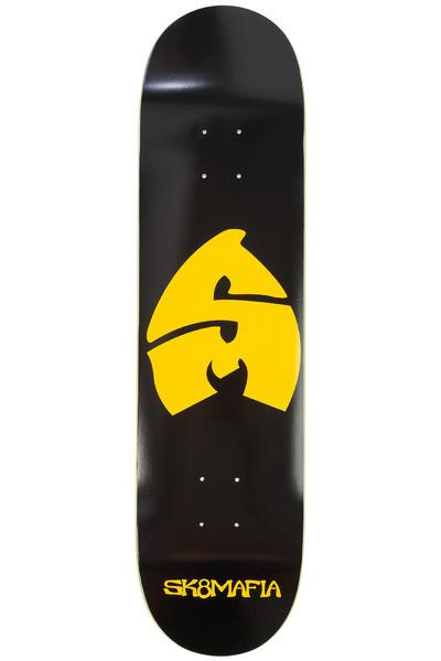 """Sk8Mafia Shaolin 8"""" Planche Skate (black)"""