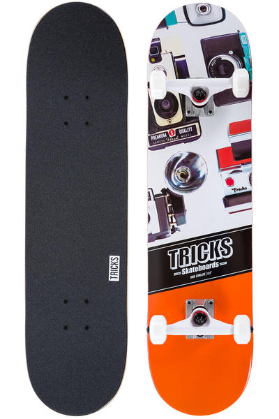 "Tricks Photographer 8"" Komplettboard (multi)"