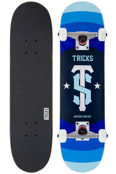 "Tricks Shield 7.25"" Komplettboard (blue)"