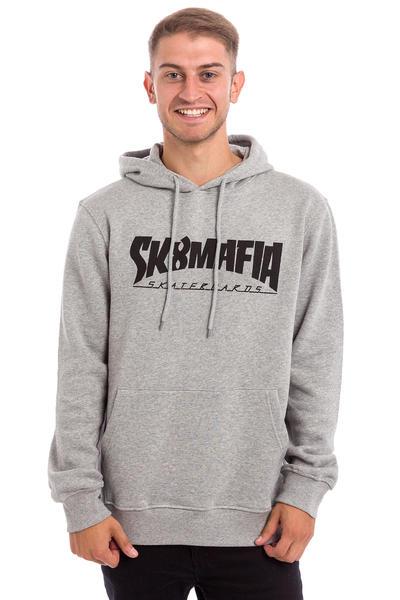 Sk8Mafia Thrasher sweat à capuche (heather gray)