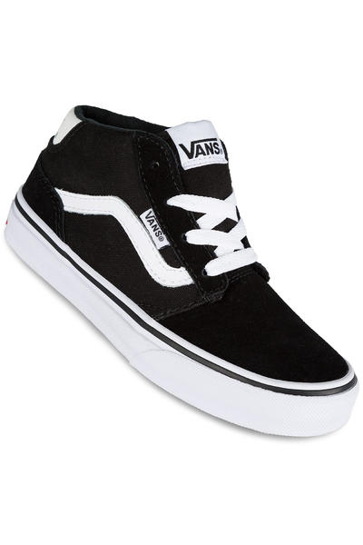 Vans Chapman Mid Shoe kids (black white)