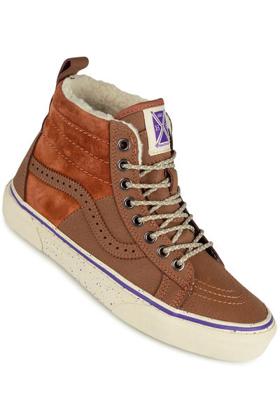 Vans Sk8-Hi 46 MTE Shoe women (brown angora)