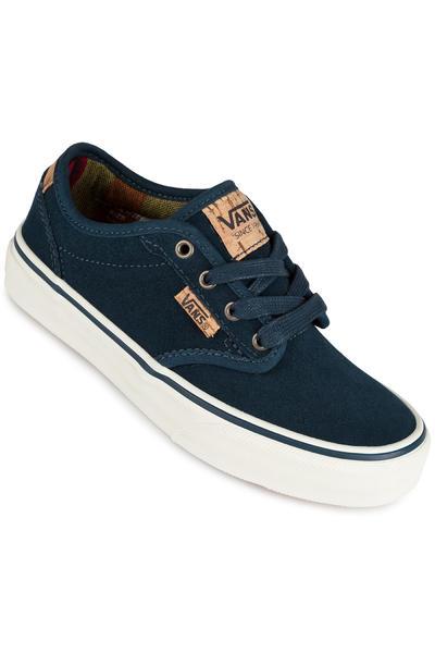 Vans Atwood Deluxe Schuh kids (blue blanket)