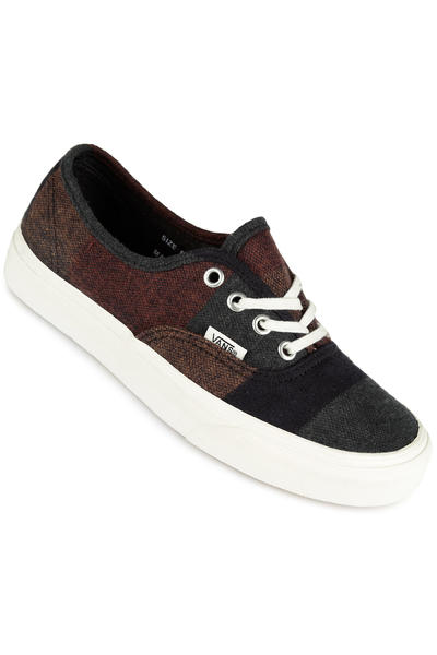 Vans Authentic Schuh women (wool stripes multi blanc)