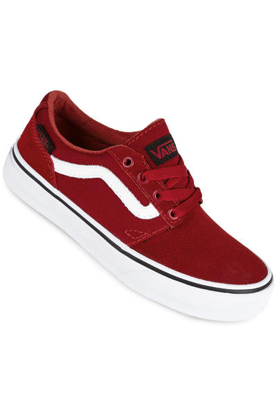 Vans Chapman Stripe Shoe kids (varsity red)