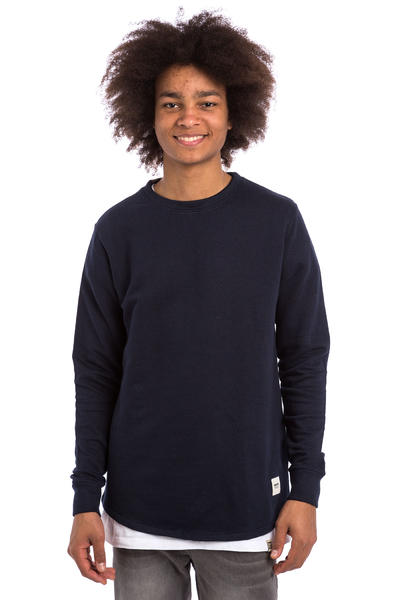 Wemoto Melton Sweatshirt (navyblue)