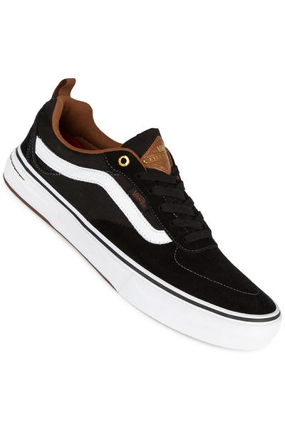 Vans Kyle Walker Pro Shoe (black white gum)