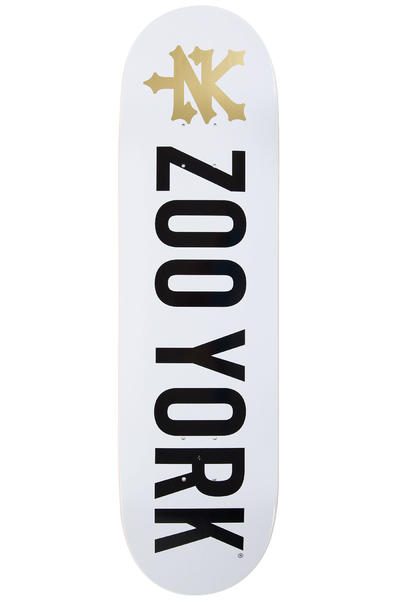 "Zoo York Photo Incentive 8.5"" Deck (white)"