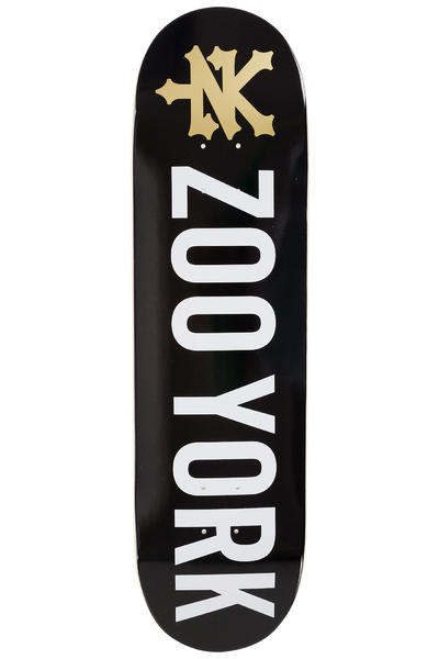 "Zoo York Photo Incentive 8.5"" Deck (black)"