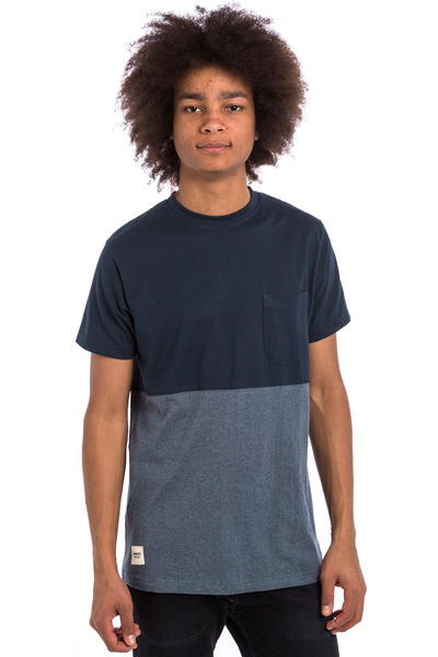 Wemoto Shorty T-Shirt (navyblue)