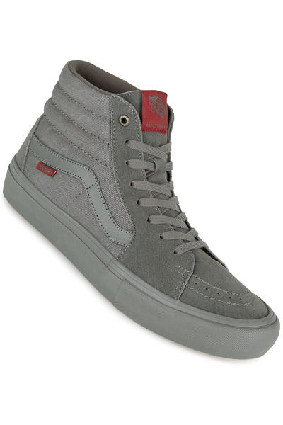 Vans Sk8-Hi Pro Shoe (mono tornado)