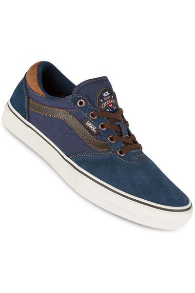 Vans Gilbert Crockett Pro Shoe (midnight navy brown)