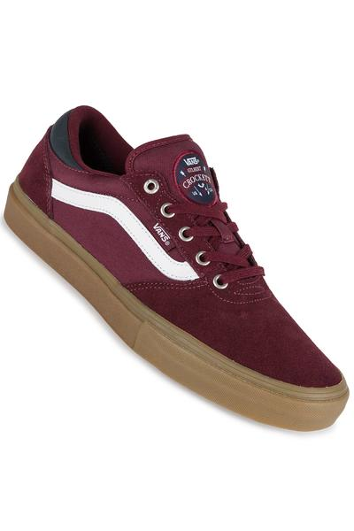 Vans Gilbert Crockett Pro Schuh (port royale gum)