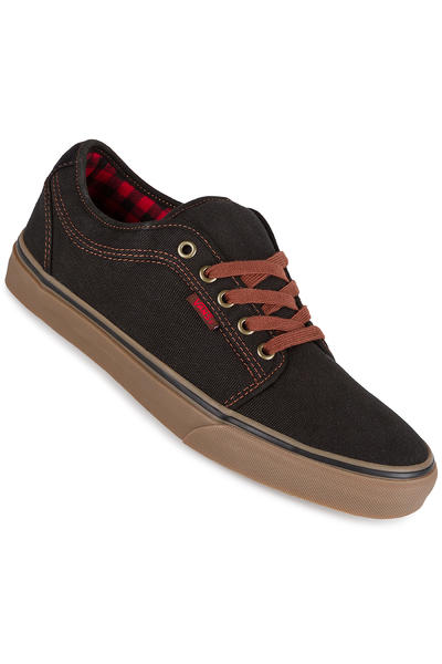 Vans Chukka Low Zapatilla (buffalo plaid black gum)
