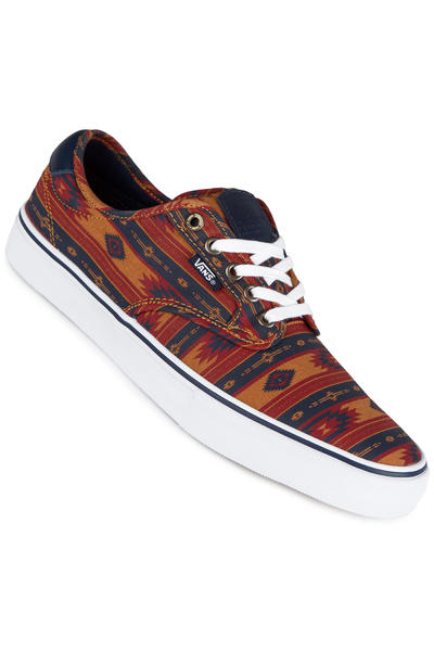 Vans Chima Ferguson Pro Schuh (native cathy spice dress blues)