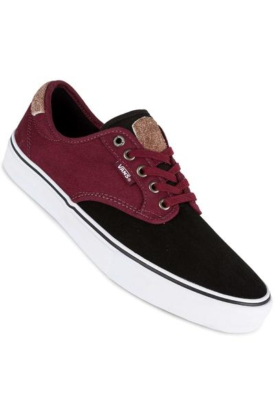 Vans Chima Ferguson Pro Schuh (two tone black port)