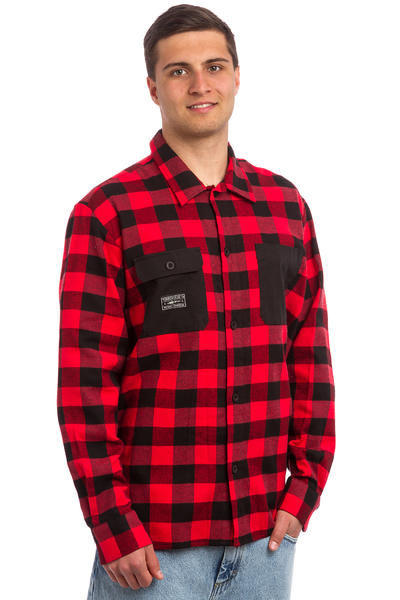 Turbokolor TNS Haslam Flannelshirt (black)