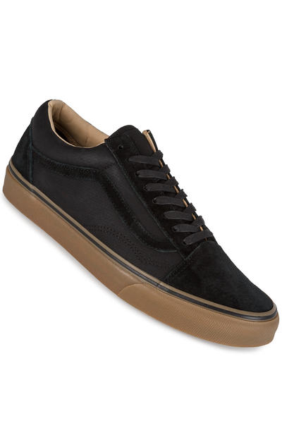 Vans Old Skool Reissue DX Schuh (coated black medium gum)