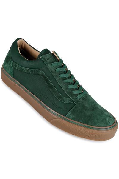 Vans Old Skool Reissue DX Shoe (coated green gables medium gum)