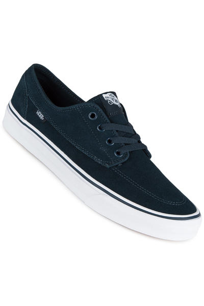 Vans Brigata Suede Schuh (dress blues true white)
