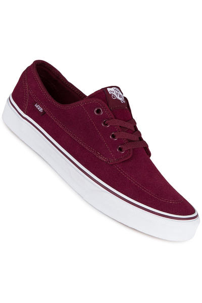 Vans Brigata Suede Schuh (port royale true white)