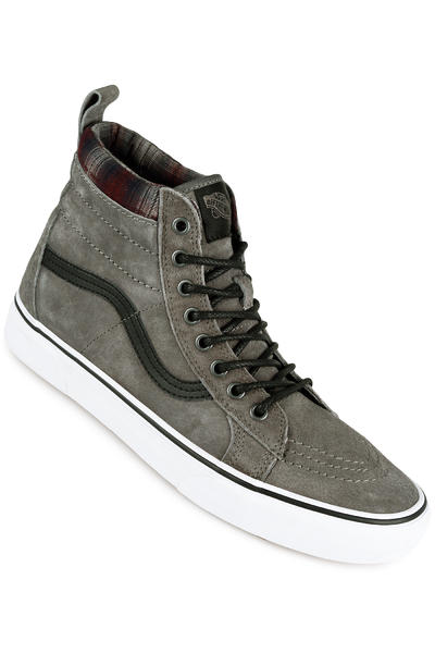 Vans Sk8-Hi MTE Shoe (pewter plaid)