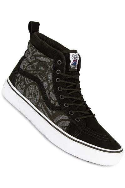Vans Sk8-Hi MTE Zapatilla (black black white)