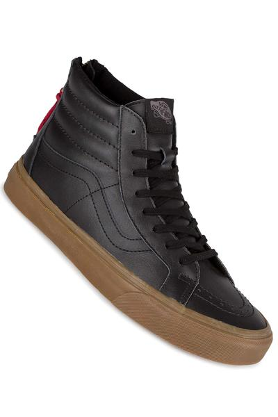 Vans Sk8-Hi Reissue Zip Schuh (hiking black gum)