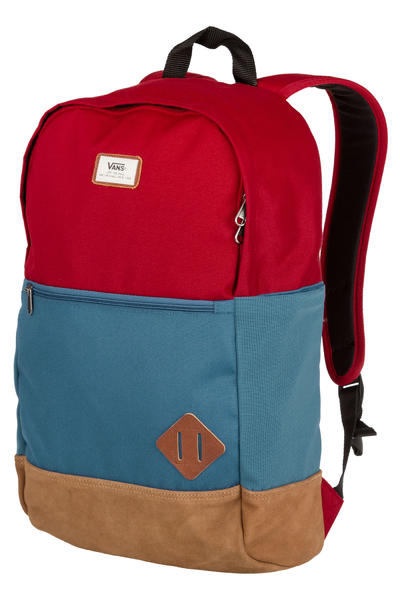 Vans Van Doren III Backpack 29L (red dahlia)