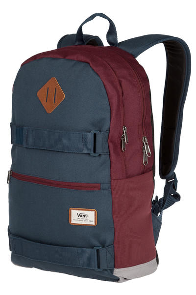 Vans Authentic III Rucksack 23L (port royale colorblock)