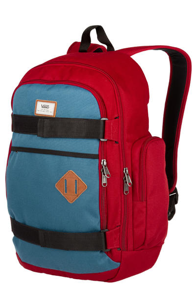 Vans Transient III Backpack 32L (red dahlia)