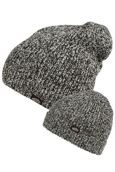 Vans Twilly Beanie women (black white sand)