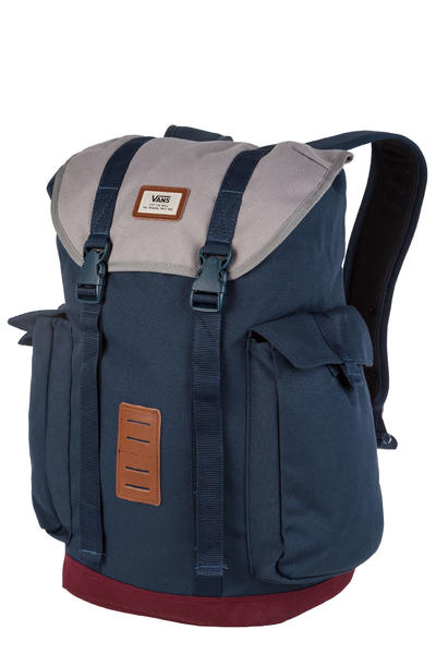 Vans Off The Wall Rucksack 19L (port royale colorblock)