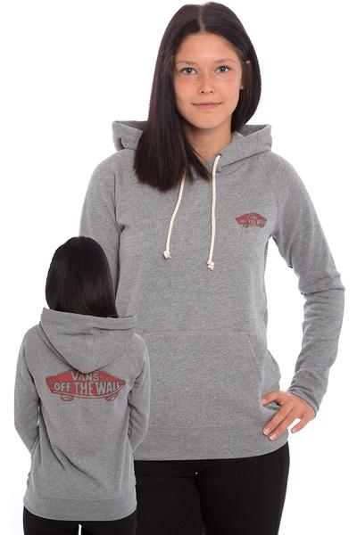 Vans Free Period Hoodie women (grey heather)