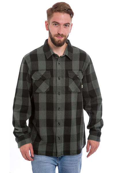Vans Hixon II Shirt (black gravel)