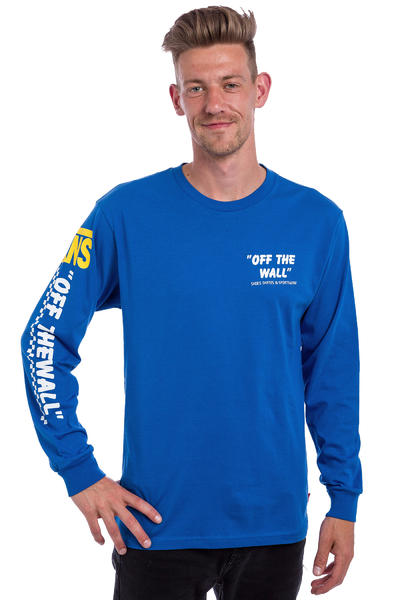 Vans 50TH Reissue Longsleeve (royal)