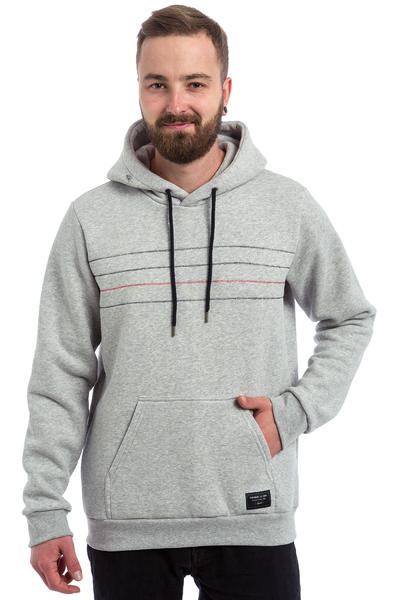 Forvert Gunter Hoodie (light grey melange)