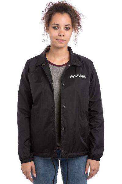 Vans Thanks Coach Jacket women (black)