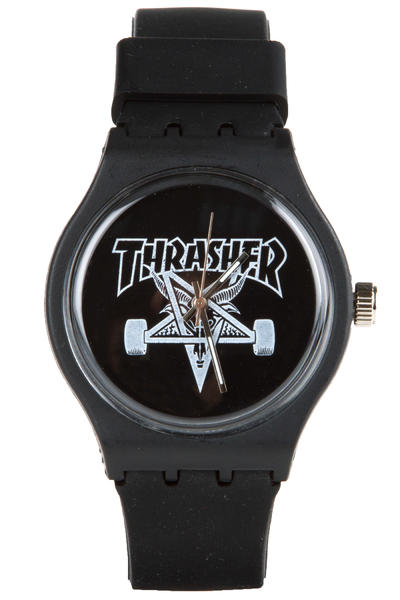 Thrasher Skategoat Watch (black)