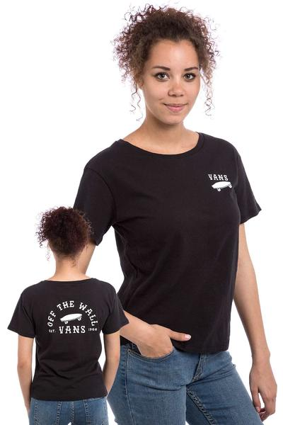 Vans General Pop T-Shirt women (black)