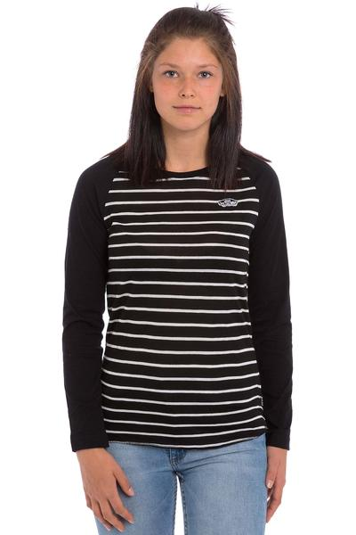 Vans Skate Patch Raglan Longsleeve women (black white sand)