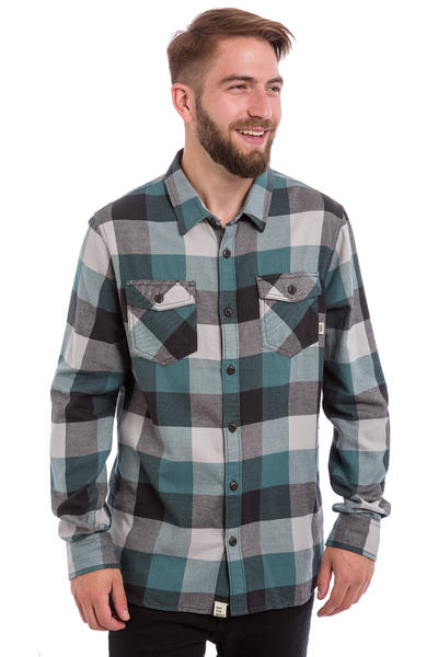 Vans Box Flannelshirt (new charcoal north atlantic)