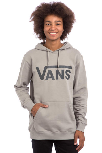 Vans Classic Hoodie (frost grey new charcoal)