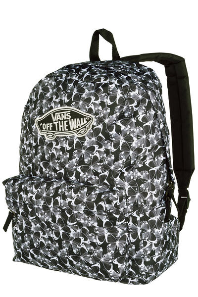 Vans Realm Backpack 22L women (butterfly black)